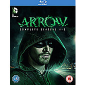 Arrow - Series 1-3 Blu-ray