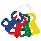 Big Jigs Rattle Keys