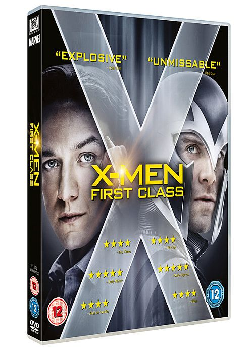 X-Men - First Class (DVD)
