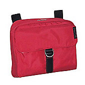 Lilizy Lifestyles Compact Pram Changing Bag Raspberry