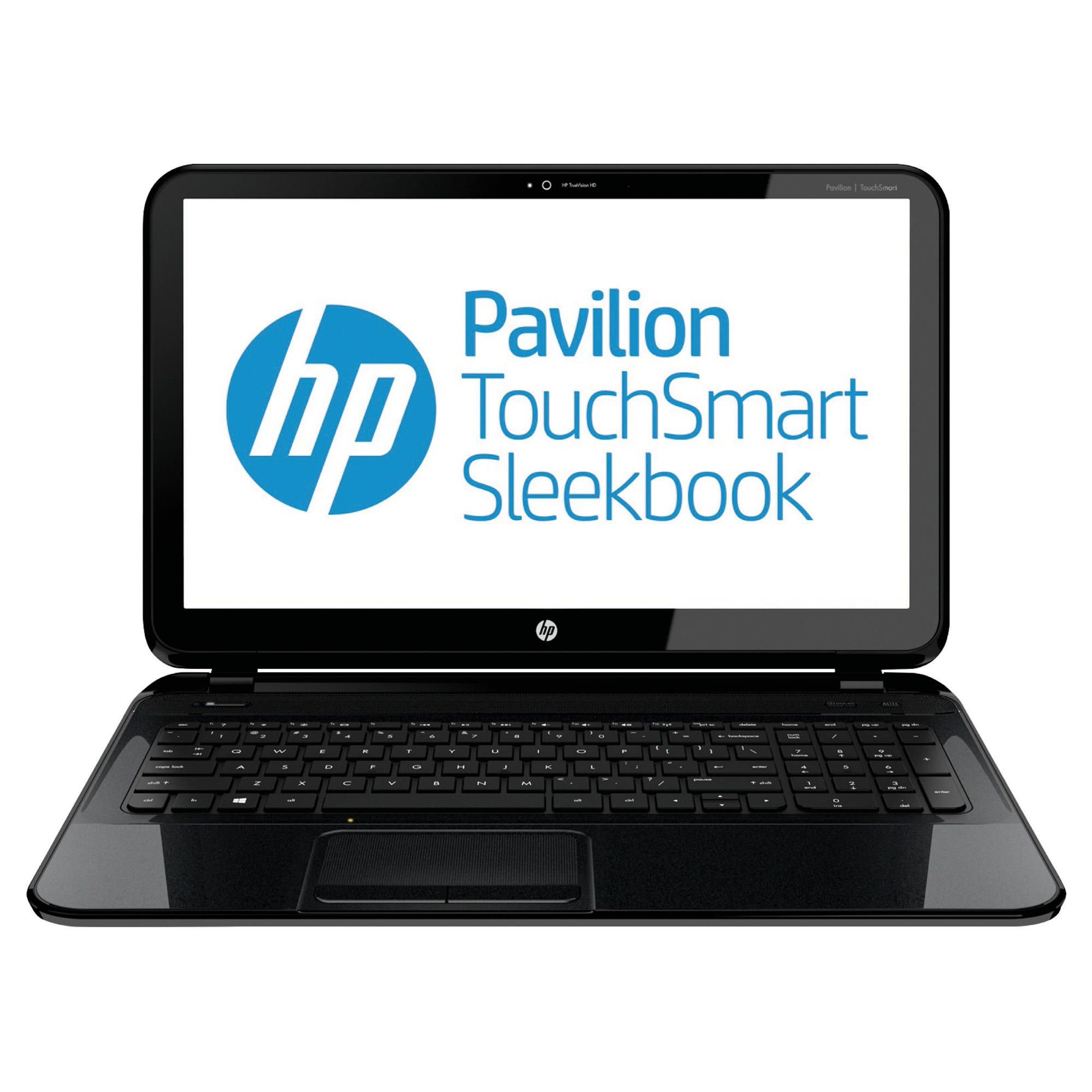 HP Pavilion TouchSmart 15-b129sa Sleekbook at Tesco Direct
