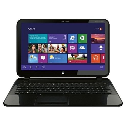 HP Pavillion Touchscreen Ultra-Portable Dual Core A4 Laptop with 500GB HDD & 4GB RAM