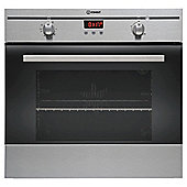 Built-In Fan Single Oven with Combined Grill in Stainless Steel