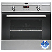 Indesit Built-in Electric Oven, FIM33K.AIX, Stainless Steel