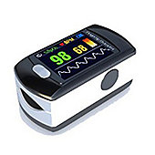 Fingertip Pulse Oximeter CMS50E + PC Software + Data Storage