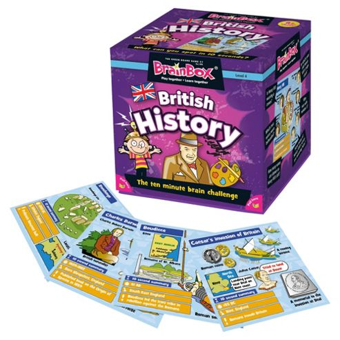 BrainBox British History Brain Challenge