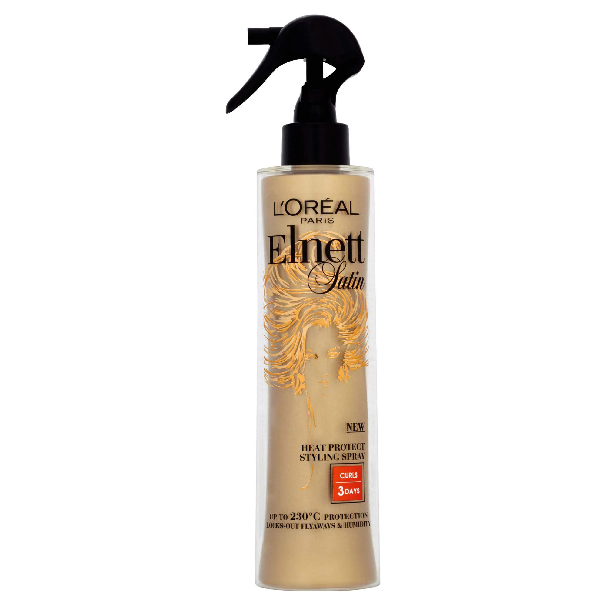 Elnett Heat Protect Spray 180ml Curl