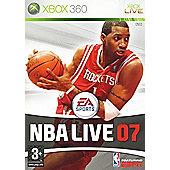 NBA Live 2007 - Xbox-360