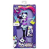 Mlpeg Rainbow Rock Doll - Rarity