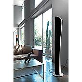 Artemide Cadmo Floor Lamp by Karim Rashid - Black / White