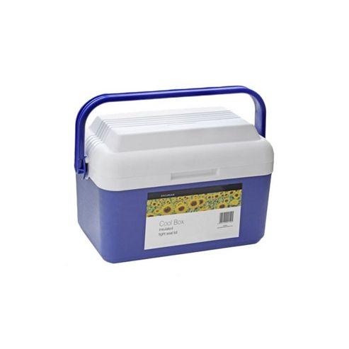 Epicurean Cool Box blue / White - 22 L