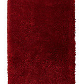 Oriental Carpets & Rugs Arctic Red Tufted Rug - 170cm L x 110cm W
