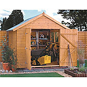 10ft x 8ft Premier Tongue & Groove Shed (12mm T&G Floor)