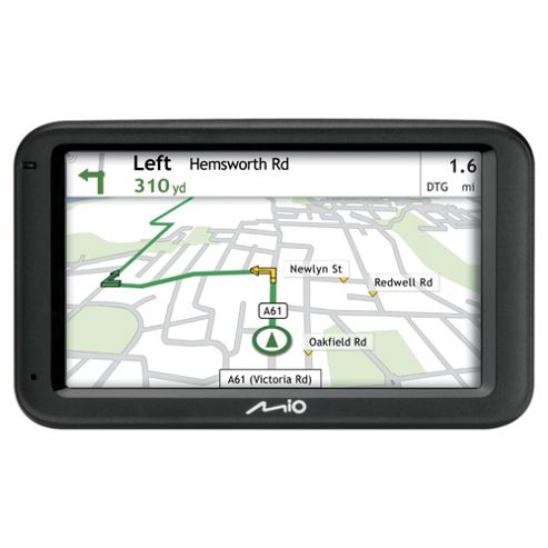 Mio M613 Ltm 5 Uk Lifetime Maps