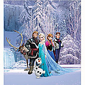 Disney Frozen Large Wall Mural 180cm x 202cm
