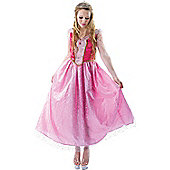 Adult Fairytale Princess Fancy Dress Costume Extra Large