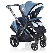 Jane Twone Tandem Pushchair (Sea)