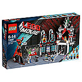 LEGO Movie Lord Business' Evil Lair Set