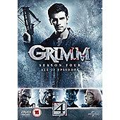 Grimm Season 4 DVD