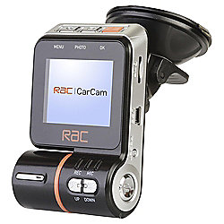 "RAC 01 CarCam Dashboard Camera, 720p HD, 2"" LCD Screen"