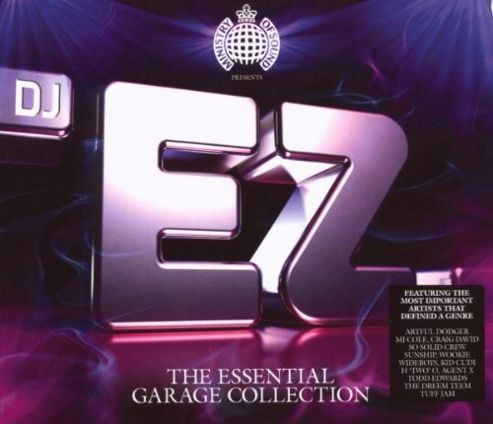 Essential Garage Collection, The (Mixed By Dj Ez)