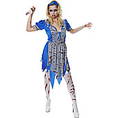 Horror Alice - Adult Costume Size: 12-14