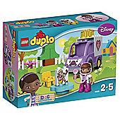 LEGO Duplo Doc McStuffins Ambulance 10605