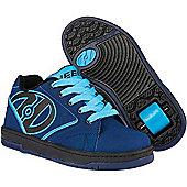 Heelys Propel 2.0 Navy/New Blue Kids Heely Shoe - Blue