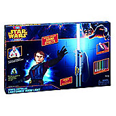 Uncle Milton Star Wars Science Deluxe 8 Colour Lightsaber Room Light