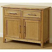 Provinical Home Harold Small Sideboard - Oak