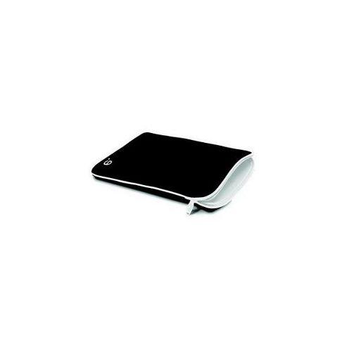 Be.ez LA robe Addict Sleeve for 13 inch MacBook Air Notebook (Black/White)