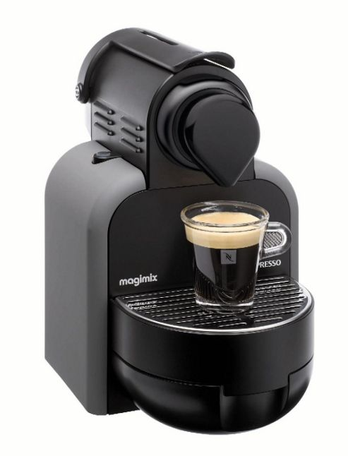 buy magimix 11310 essenza manual nespresso m100 grey from our espresso machines range tesco. Black Bedroom Furniture Sets. Home Design Ideas