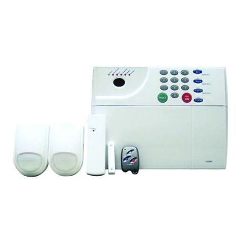 LS5000 Wireless Multi-zone Security System