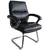 Enduro Greenwich Visitor Chair - Black