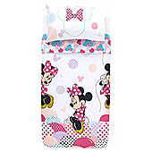 Minnie Mouse Lost In Dots Duvet Set  SB