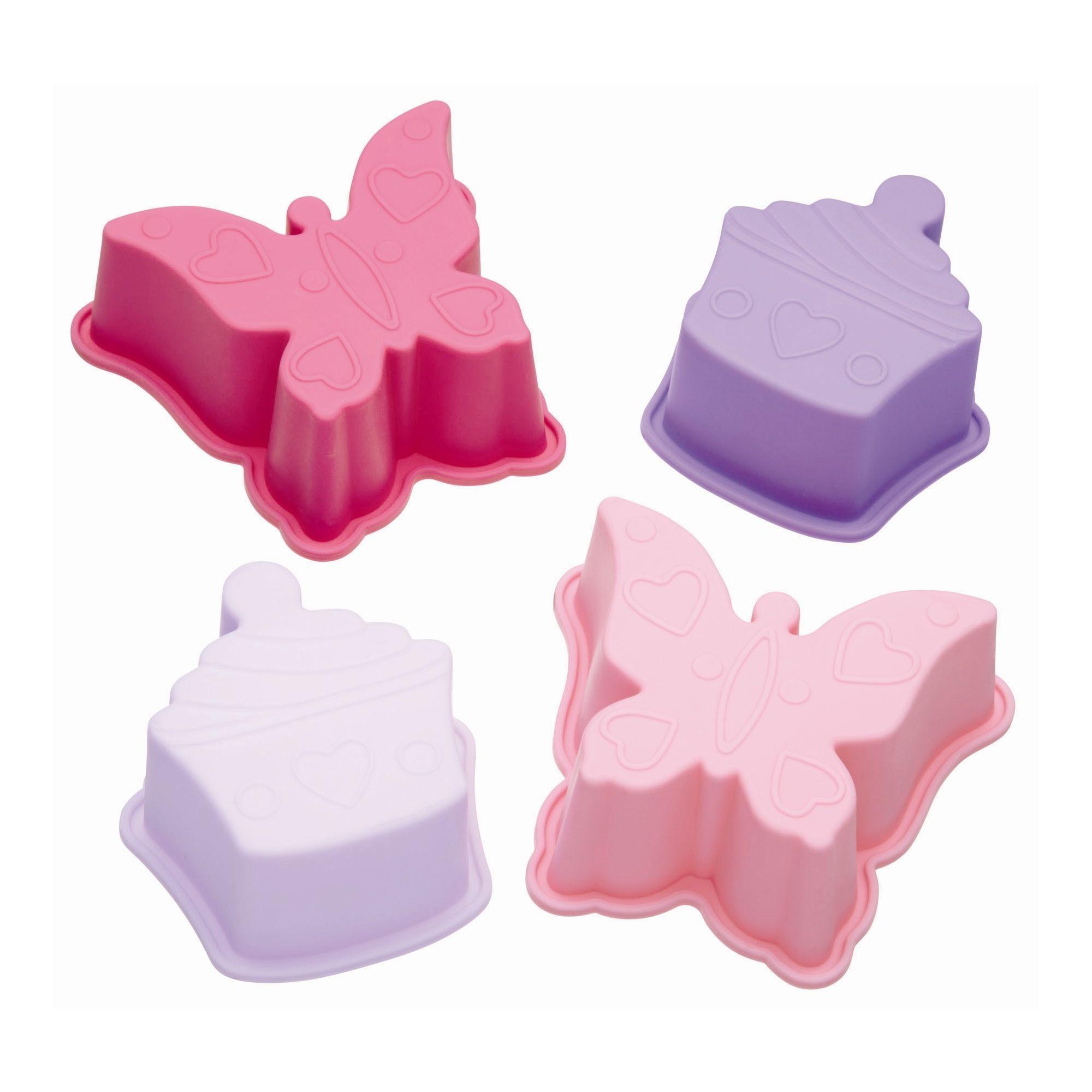Tesco Direct Kitchencraft Miniamo Pastels Cake And Jelly
