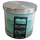 Water Lily & Seagrass Candle Jar