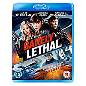 Barely Lethal Blu-ray