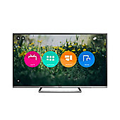 Panasonic TX-40CS520B 40 Inch Smart Freetime WiFi Built In Full HD 1080p LED TV with Freeview HD - Silver