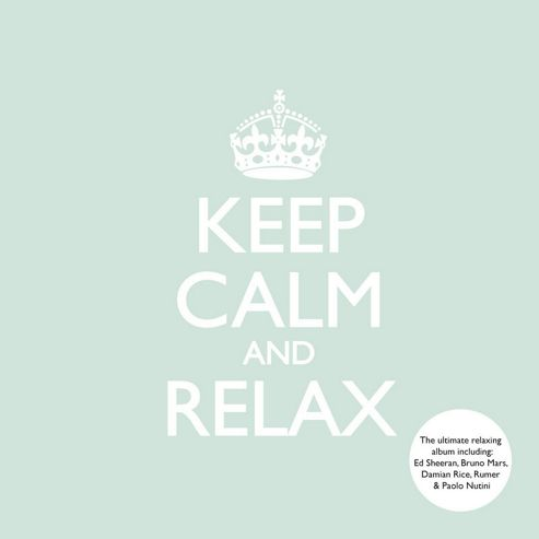 Keep Calm & Relax (2Cd)