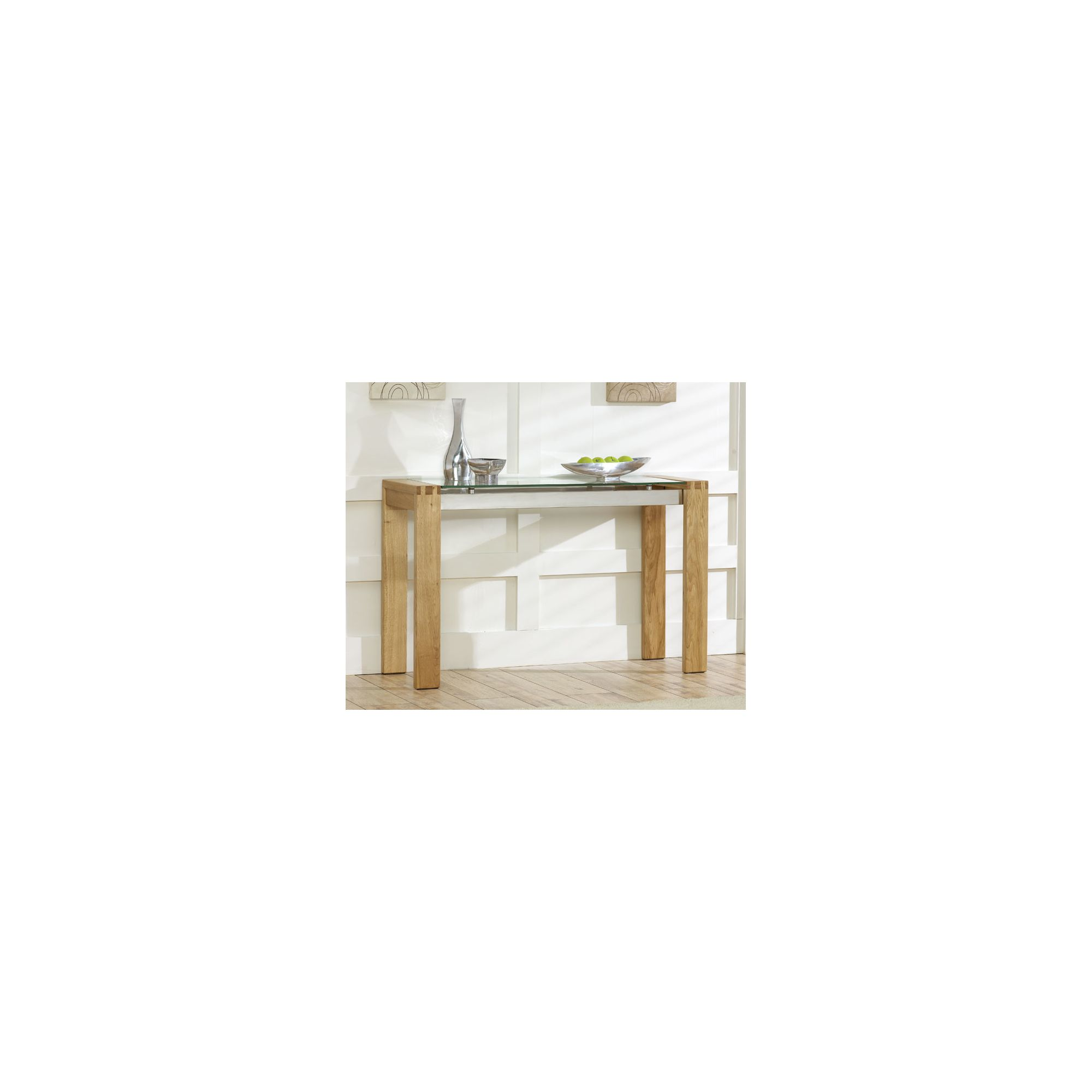 Mark Harris Furniture Roma Console Table at Tesco Direct