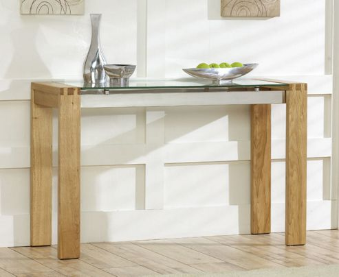 Mark Harris Furniture Roma Console Table