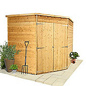 BillyOh 5000 7 x 7 Windowless Tongue & Groove Corner Shed