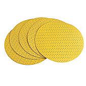 Flex Hook & Loop Sanding Paper Perforated To Suit WS-702 220 Grit Pack 25