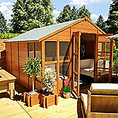 BillyOh 4000XL 12 x 10 Tete a Tete Tongue and Groove Summerhouse