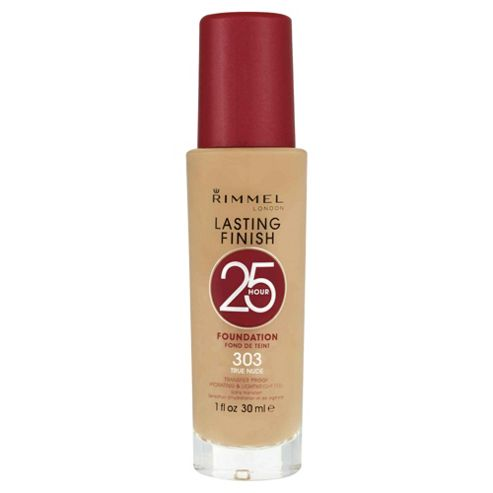 Rimmel Lasting Finish True Nude 303 Foundation