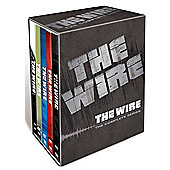 The Wire - Series 1-5 - Complete  (DVD Boxset)