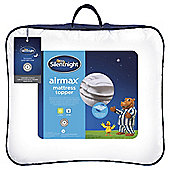 Silentnight Airmax Single Mattress Topper