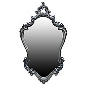 Alterton Furniture French Style Mirror - Antique Silver