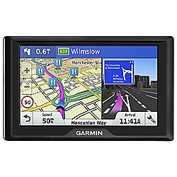 Garmin DriveSmart 50 with Free Lifetime Maps for EU